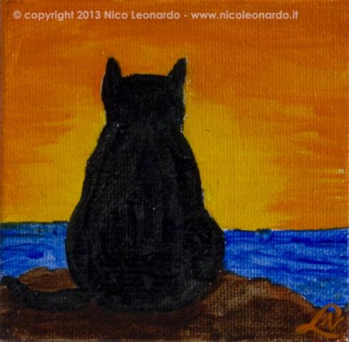 274_2014-03_m189 cat at sunset 5x5